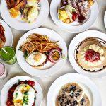 Boom Breakfast Menu Options